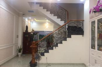 Nhà Cityland cho thuê, có hầm, thang máy, nội thất, 40tr/tháng