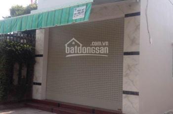 Cho thuê nhà trệt mặt tiền đường A3 KDC 91B, giá dưới 7 triệu