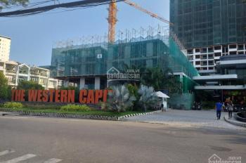 Western Capital Lý Chiêu Hoàng, trung tâm Q6, giá 24 triệu/m2 - 28 triệu/m2, LH 0931 412 123 (Liến)