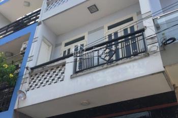 Bán nhà MT hẻm 6m, 100/8 đường 18B, BHHA, Bình Tân, DT 4x15m, giá 4.4 tỷ, LH 0773796206