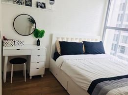 Chính chủ cho thuê căn hộ số 9 Vinhomes Gardenia, 2 PN, đủ đồ, ảnh thật, giá 15tr/th, 0963083455