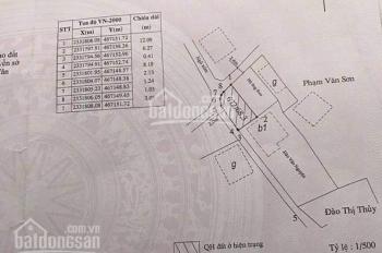 Bán 68,3m2 đất 100% đất ở thôn 9 Hạ Long, Vân Đồn, LH 0919 686 686