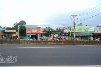 Bán gần 1 sào đất ngã ba 67, 2 mặt tiền QL 51, vị trí đẹp nhất Long Phước, Long Thành có nhà