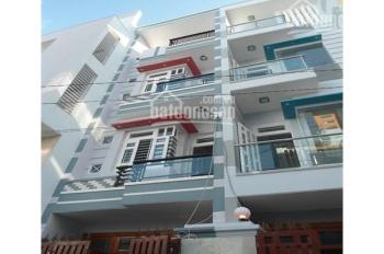 Bán nhà hẻm 226 Lê Văn Sỹ, 6x16m, hầm, 3 lầu, nhà đẹp khu hẻm Vip, giá 17.2 tỷ TL