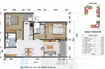 Suất nội bộ giá rẻ khu căn hộ Cộng Hoà Garden chỉ 2,618 tỷ/căn 72m2 đã VAT_Xem nhà Lh:0931295457