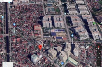 Bán nhà chung cư Lilama 52 Lĩnh Nam, căn góc 115m2, 2 mặt thoáng, 16,5tr/m2, LH 0902202608
