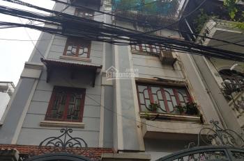 Chính chủ bán nhà 5 tầng ngõ 31 Xuân Diệu, 98 m2 x 7.2m MT, ô tô đỗ cửa quận Tây Hồ, Hà Nội