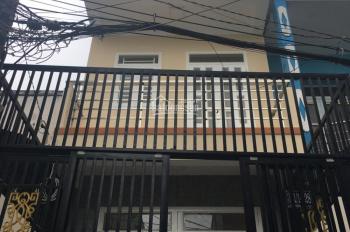 Bán nhà hẻm hoàn thiện 54m2 xây 3 tấm, 4 phòng ngủ, đúc thật, đường Bình Đông, P15, Q8