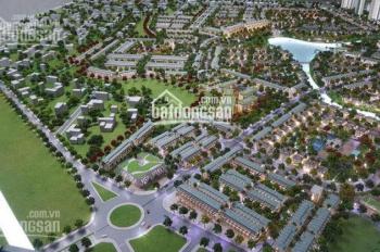Bán nhà phố 85m2 mặt quảng trường đại lộ Ánh Sáng, Ecopark TP Hải Dương, giá rẻ. LH: 0969648158