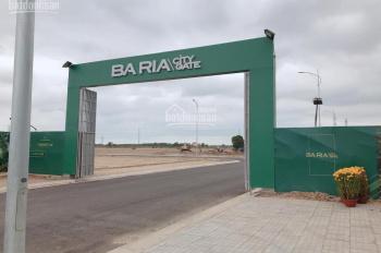 Đất nền dự án biệt thự, nhà phố liền kề Bà Rịa City Gate mặt tiền Quốc Lộ 51. Liên hệ: 0901325595