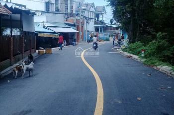 Bán đất 1 sẹc đường Nguyễn Oanh nối dài, sổ hồng riêng, mặt tiền nhựa 7m, giá 2 tỷ 9, sổ riêng