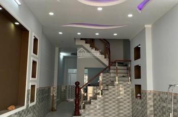 Nhà xây mới hoàn thiện hẻm 7m thông Mã Lò - Hương Lộ 2: 4x18m, 4 tấm