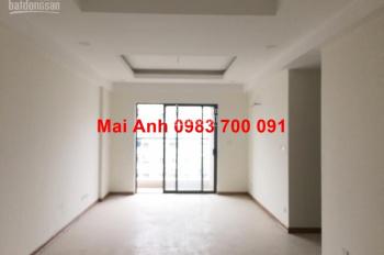 Bán chung cư 100,7m2 căn góc, 3PN tòa Handi Resco 31 Lê Văn Lương, Thanh Xuân. Giá 31,5 tr/m2 rẻ