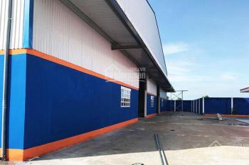 Kho xưởng cho thuê sóng thần ngã tư 550 Thuận An, Bình Dương, DT: 2.000m2