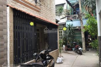 Nhà đẹp hẻm 2 sẹc Lương Văn Can, Phường 15, Quận 8
