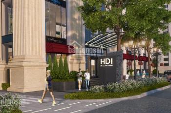 Bán 24 CH cao cấp cuối cùng dự án HDI Tower 55 Lê Đại Hành trước khi bàn giao nhà. LH: 0979458628