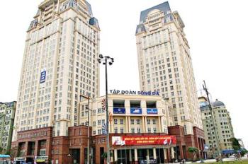 Cho thuê văn phòng tòa nhà Sông Đà, Phạm Hùng, Mễ Trì, Mỹ Đình, DT 160m2, 190m2. Liên hệ 0968360321