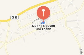 Bán đất 5x20m, SHR đường Nguyễn Chí Thanh, P Thắng Lợi, Pleiku, giá 520tr