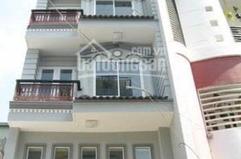 Nhà cho thuê nguyên căn hẻm 433 Hai Bà Trưng nằm đối diện chợ Tân Định. LH: 0905943939 Chị Nhi
