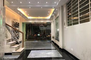 12.5 tỷ, bán nhà HXH Nguyễn Đình Khơi, 2 mặt tiền 5x23m, trệt, 1 lầu. Hẻm hậu 4m