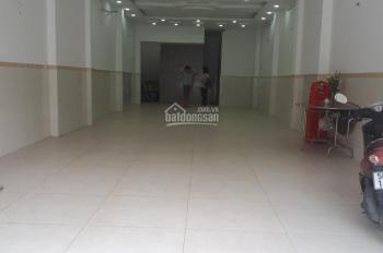 Cho thuê nhà lớn mặt tiền đường Cây Trâm - Nguyễn Văn Khối