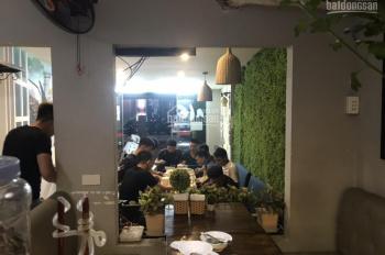 Cho thuê sang nhượng quán cafe đang kinh doanh tốt tại phố Tô Hiệu nhỏ