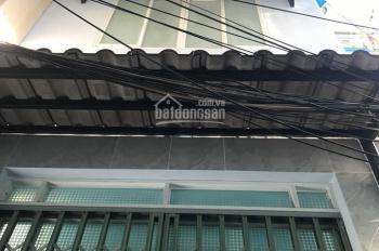 Bán nhà hẻm 3m Nguyễn Trãi, Q5, 1 trệt, 1 lầu, 1 lửng, sân thượng 4tỷ2