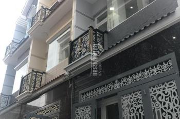 Nhà mặt tiền mới xây, sổ hồng chính chủ An Dương Vương, Võ Văn Kiệt, Q8, thiết kế sang trọng