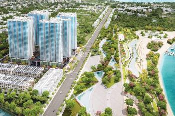 Căn hộ Q7 Sài Gòn Riverside Complex Quận 7 giá 1,7 tỷ/căn 2 phòng ngủ