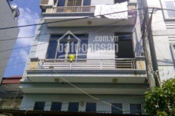 Cho thuê nhà mặt phố Nguyễn Phong Sắc KD sầm uất. DT 45m2, MT 4.2m, giá 32 triệu/tháng