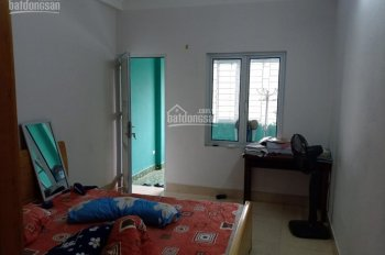 Cho thuê nhà ngõ phố Tân Mai, DT 45m2 x 4,5 tầng, giá 16 tr/th