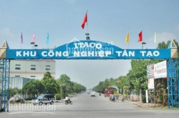 Cho thuê kho xưởng trong KCN Tân Taọ, Bình Tân. DT 2.900m2 - 90 nghìn/m2/th