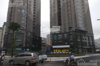 Bán gấp căn 119m2 tòa CT3 chung cư E4 Yên Hòa - giá rẻ nhất thị trường