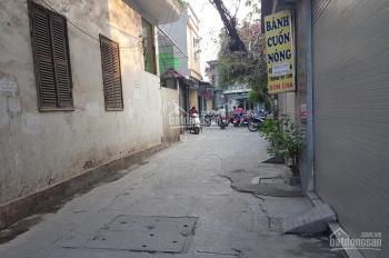 Bán nhà 35m2 ngõ 143 đường Nguyễn Chính, ngõ thông, xe 3 gác tránh nhau, có chỗ để ô tô