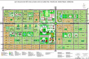 Nhận ký gửi, mua bán đất nền khu vực Phước An Long Thọ, huyện Nhơn Trạch, LH 0931219005