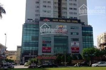 Cho thuê văn phòng tòa nhà M5, mặt phố Nguyễn Chí Thanh, giá rẻ, đẹp DT: 100m2 - 200m2