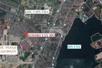 Shophouse Kosmo Tây Hồ cơ hội đầu tư sinh lơi cho các nhà đầu tư tài ba. LH E Thư 0966061870