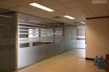 Cho thuê sàn VP tại tòa nhà Sông Đà đối diện Keangnam, DT 200 - 860m2. LH 0989458613