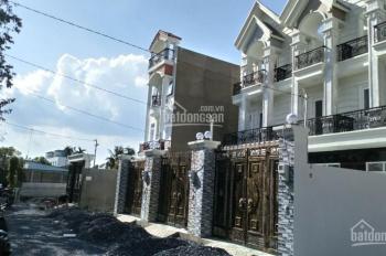 Bán nhà mới xây, thiết kế đẹp, phong cách Châu Âu, gần đường Hà Huy Giáp, Quận 12, miễn trung gian