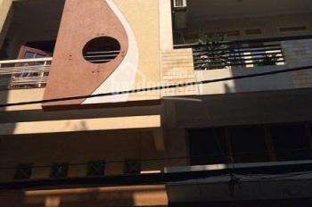Nhà 4,5 tấm HXT Thái Phiên, Cư Xá Bình Thới, DT(4x13) m, giá 7,55 tỷ/TL, 0901861086