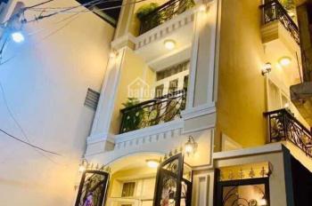 Biệt thự đẹp khu cao cấp hẻm 1/ Lê Văn Quới, Bình Tân, xây 4 tấm, 5.2x18m, hẻm 8m, LH 0905 525 630