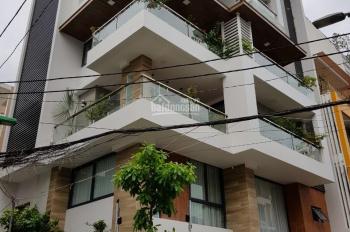 Bán villa đường Hồ Biểu Chánh, 10x27m, nhà 3 lầu đẹp, có thang máy, LH: 0918 90 87 88