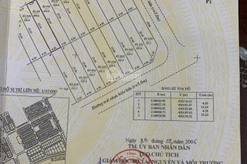 Bán gấp lô đất Chí Linh giá 4,3 tỷ/104.6m2