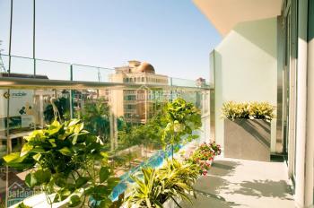 Cần bán căn hộ sky villa Water Mark 395 Lạc Long Quân 1702, 4PN 200m2, view trọn Hồ Tây, 8,7 tỷ
