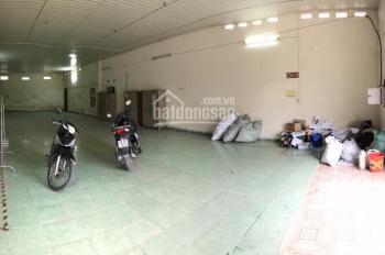 Cho thuê nhà xưởng, kho nội thành TP.Bắc Giang, diện tích sử dụng 250m2. Thuận tiện đi lại