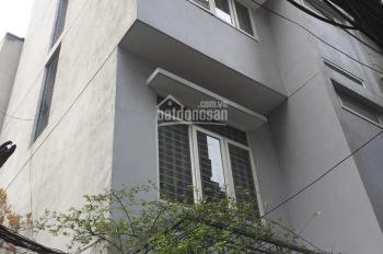 Cho thuê nhà ngõ 135 Mai Dịch DT 50m2x 4 tầng. 5PN đủ đồ 10tr/th
