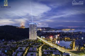 Bán cắt lỗ căn 2 phòng ngủ, trung tâm thành phố Hạ Long, view biển