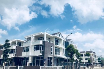 Bán nhiều căn nhà phố Jamona Golden Silk - DT: 95m2 - 102m2 - 108m2, MT đường 17m, giá 9.5 - 10 tỷ