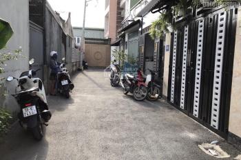 Bán nhanh nhà mặt tiền đường Nguyễn Bá Tòng, gần bệnh viện Thống Nhất, 80m2, chỉ 90tr/m2