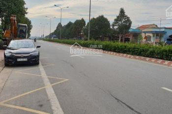 Cần bán 4.800m2, có 230m2 thổ cư mặt tiền Nguyễn Chí Thanh, phường Tân An LH 0933.227.191